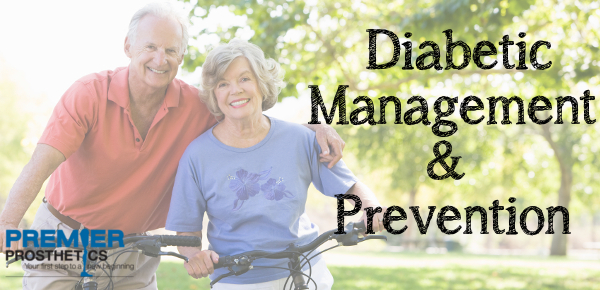 A healthy diet can help those with diabetes live a normal, happy life.